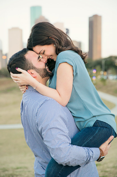 Houston and Destination Engagement Photographer