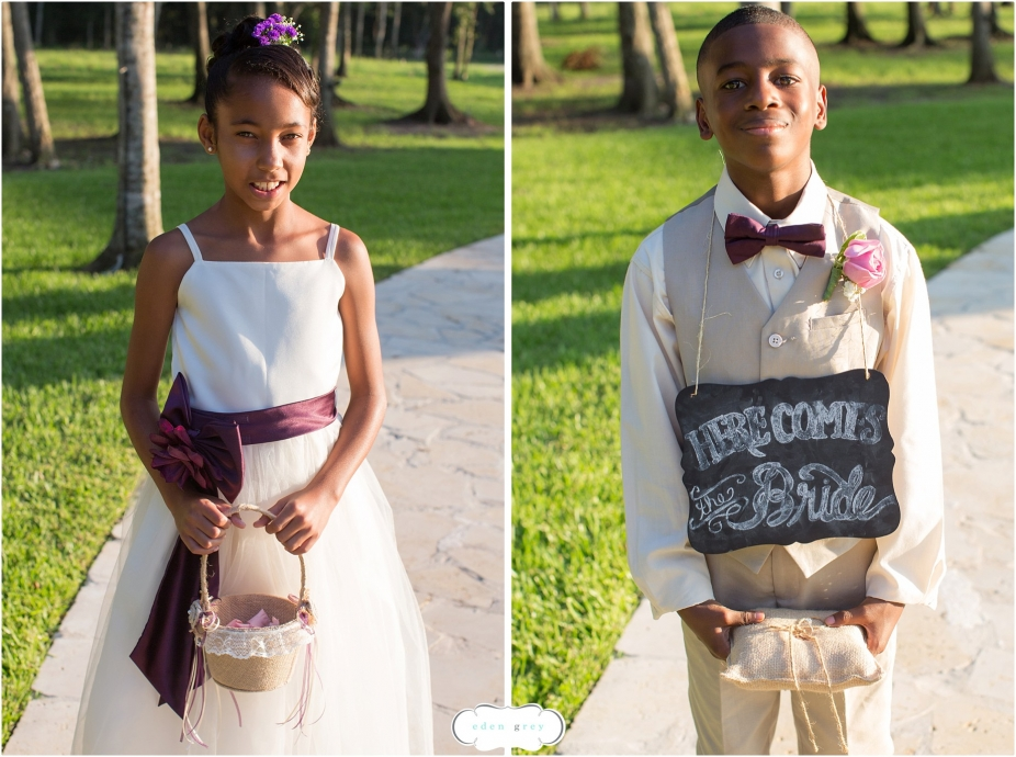 Brazos Springs Wedding Party