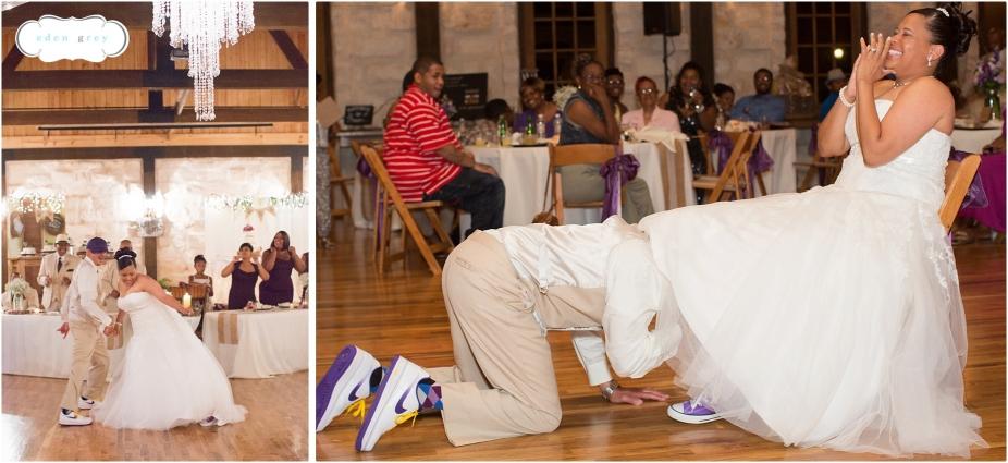 Wedding Reception Traditions