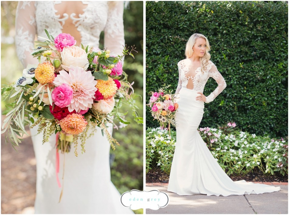 Dallas Bridal Session at the Dallas Arboretum, Dallas Wedding Photographer, Eden Grey Photography