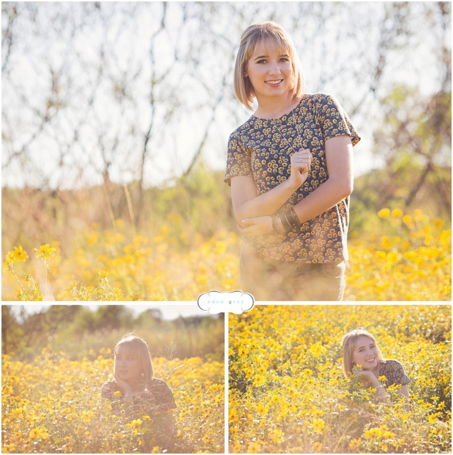 La Porte senior portrait photographer