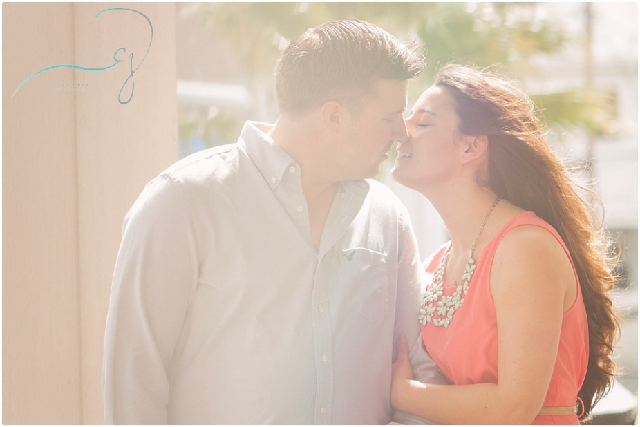 Engagement pictures in galveston