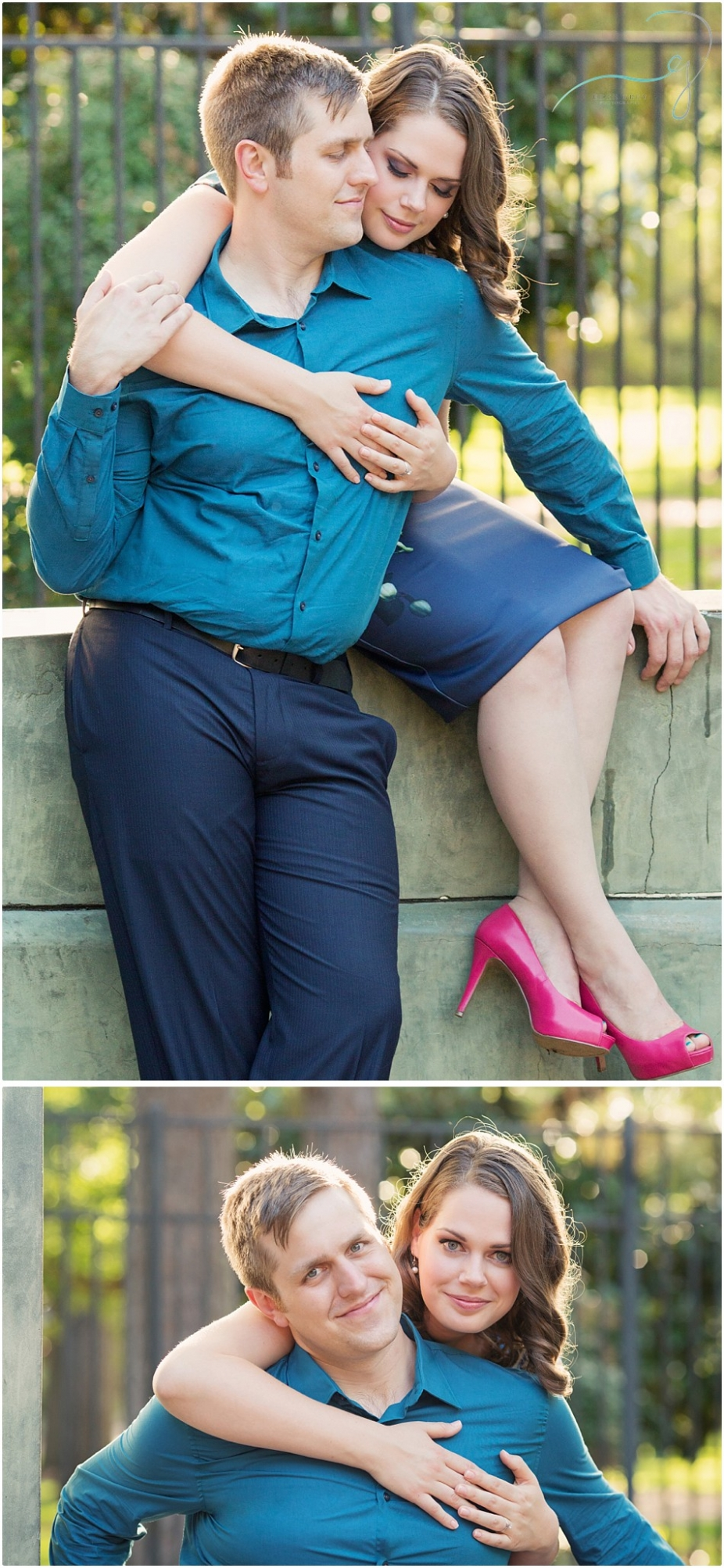 Houston Engagement Pictures