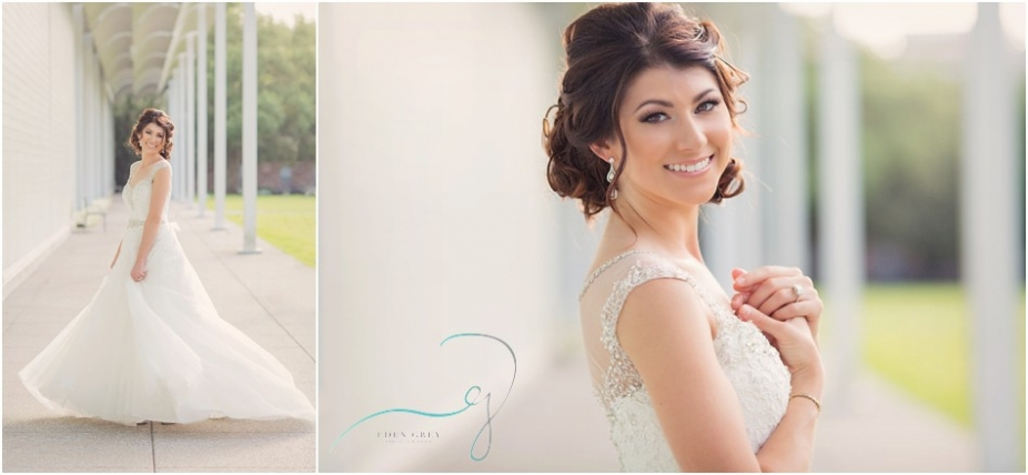 Texas Bridal Portraits