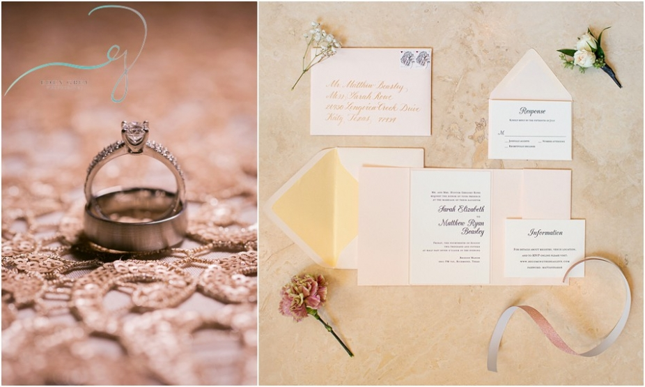Custom Wedding Invitations Houston