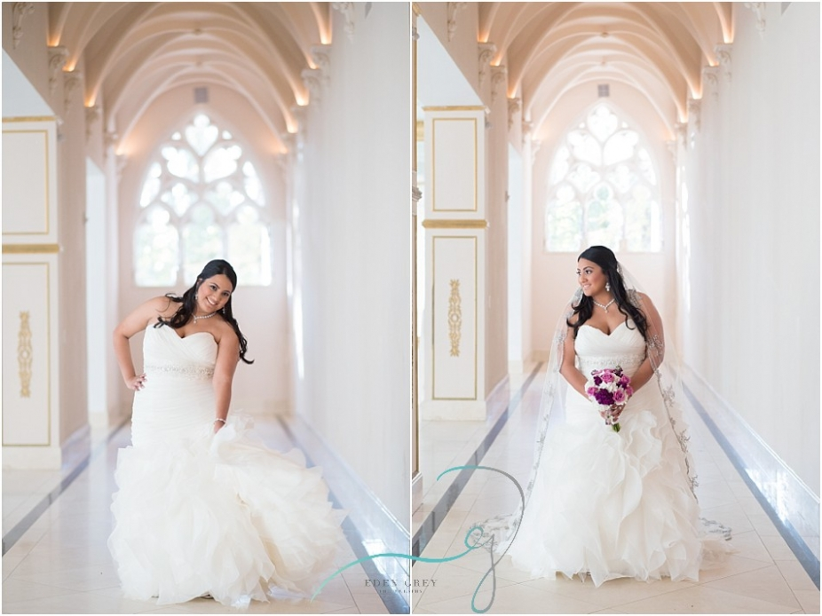 Bridal Portraits in Houston Texas