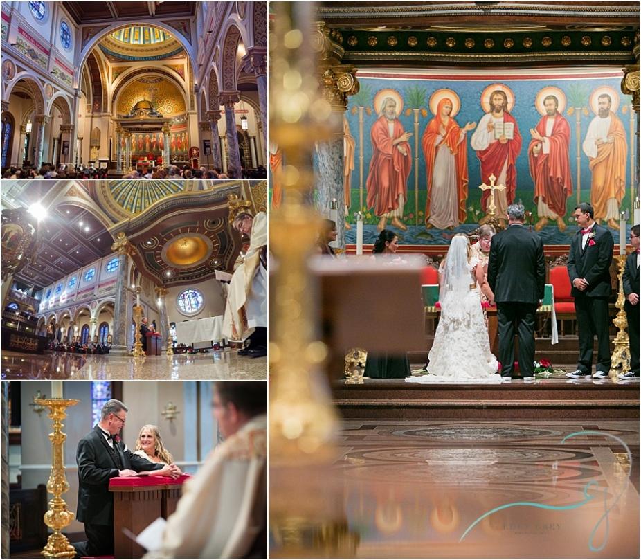 St Anthony Beaumont Wedding