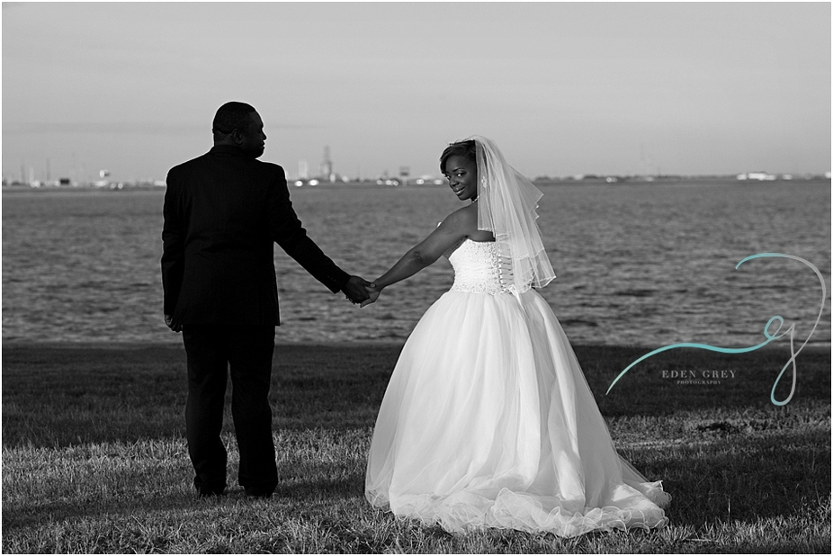 Beach Weddings in Texas