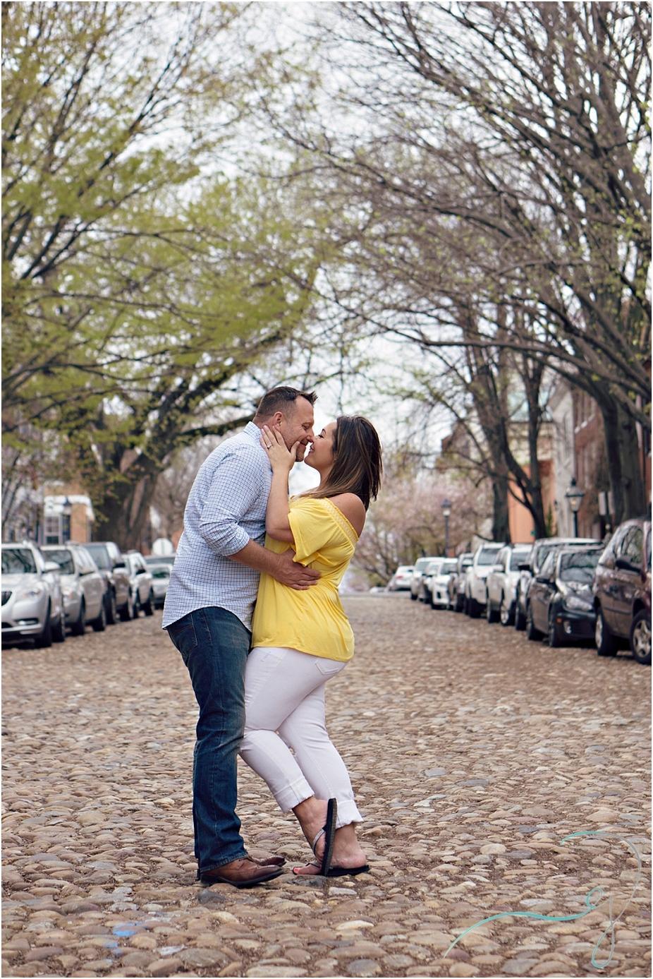 Old Town Alexandria engagement photographers, Virginia Wedding Photographer, Pippin Hill Weddings