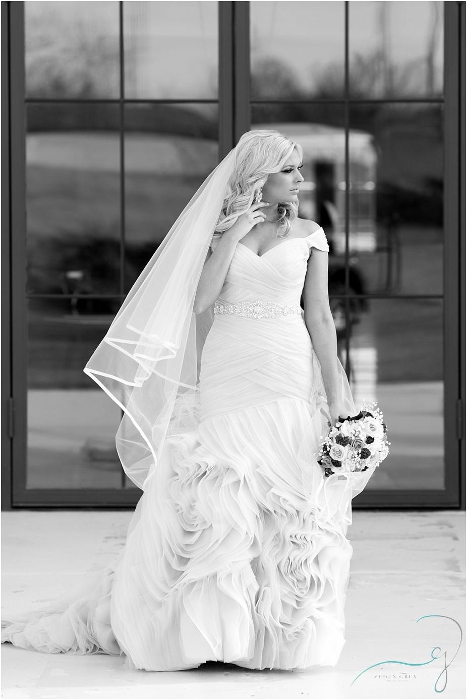 Vogue bridal portraits