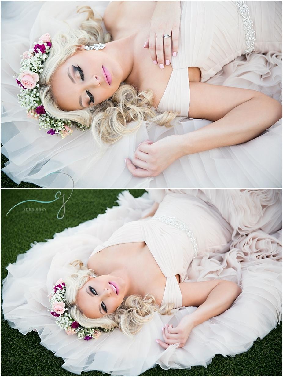 The Farmhouse Weddings - The Farmhouse Bridal Portraits