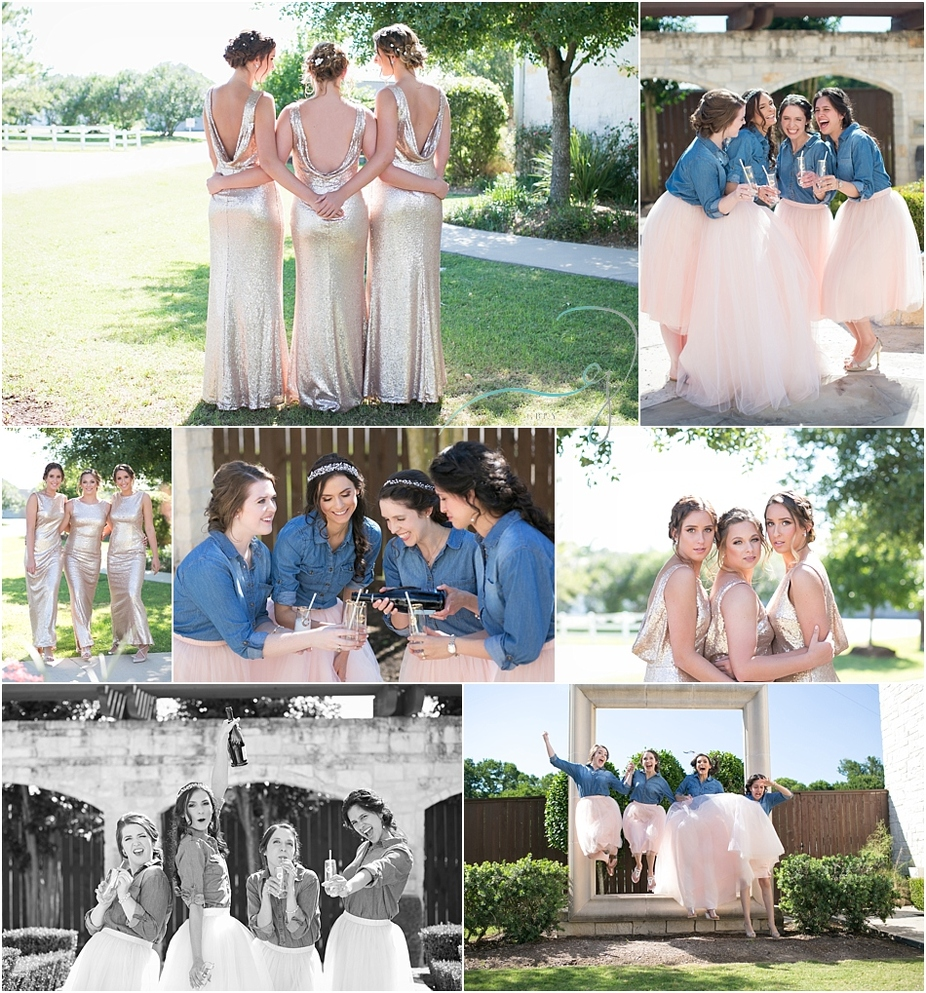Pinterest Ideas for Bridesmaids