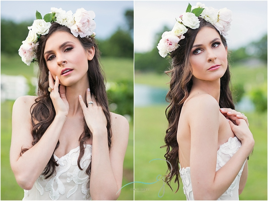 Etherial Bridal Portraits