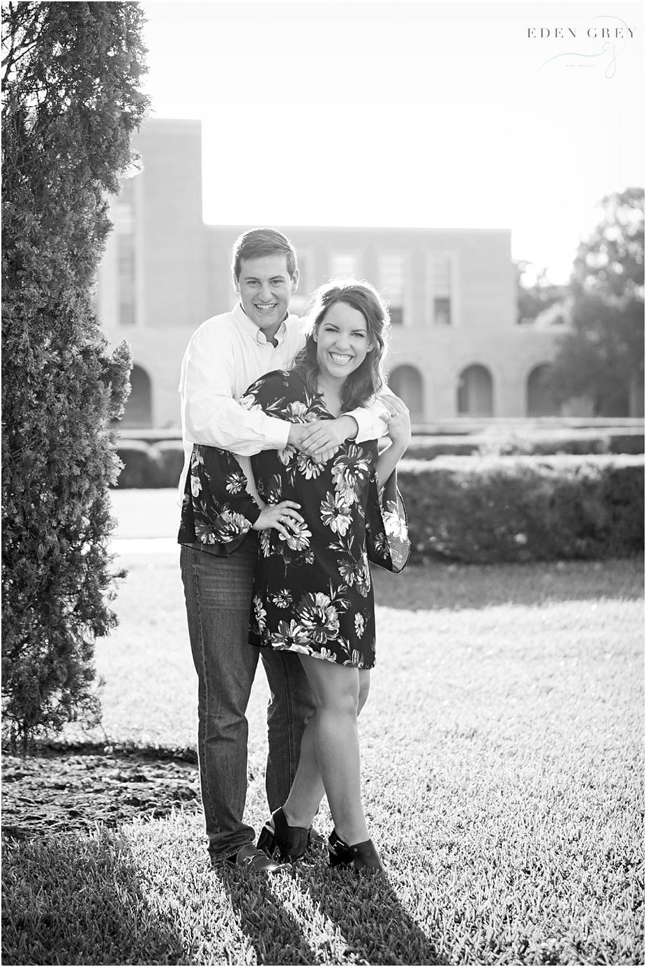 Engagement Pictures in Houston