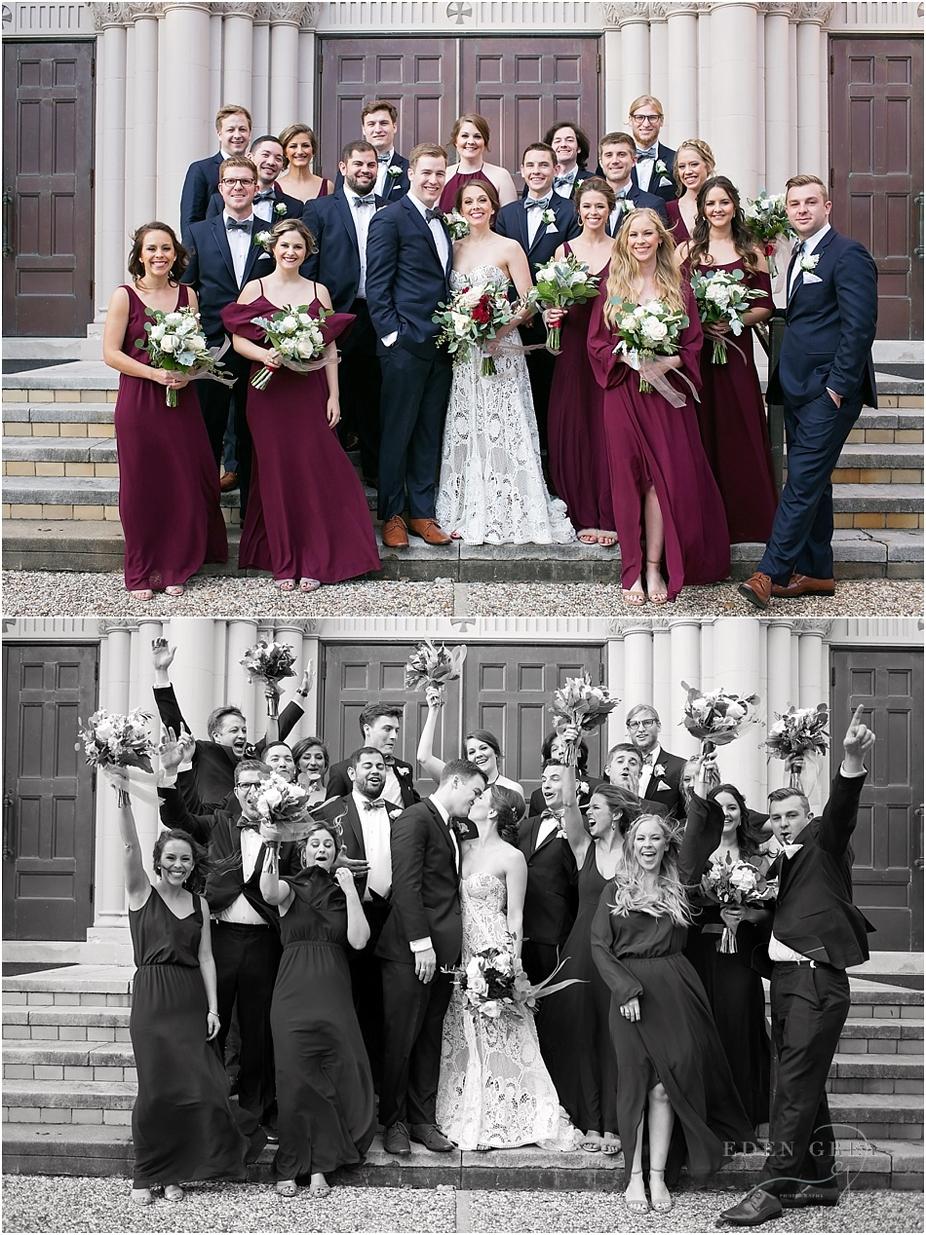 All Saints Catholic Church Weddings