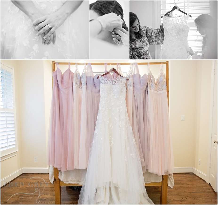 Blush Ombre Wedding Colors