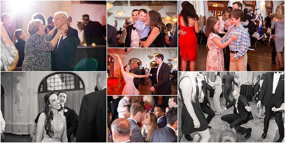 Wedding Receptions at The Crystal Ballroom