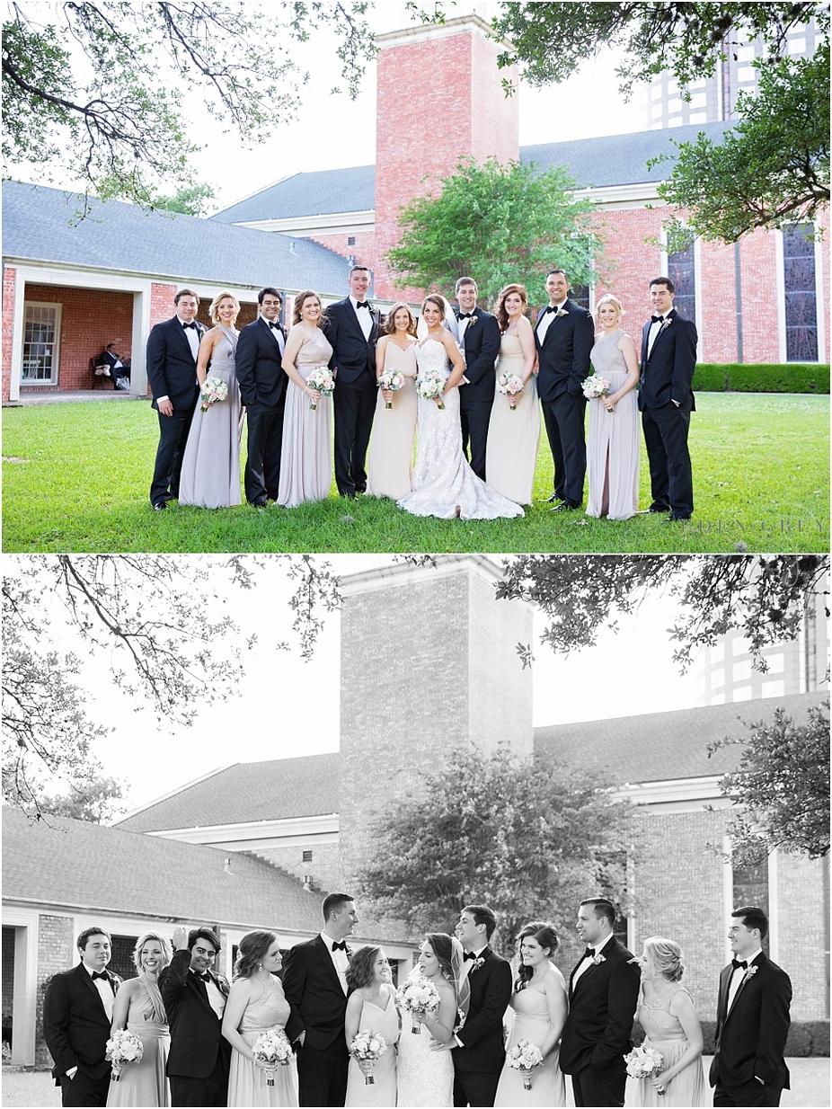 Westminster UMC Houston Wedding