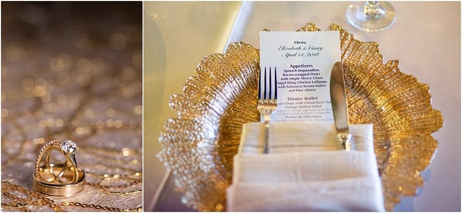 Plated Dinner Weddings in Houston