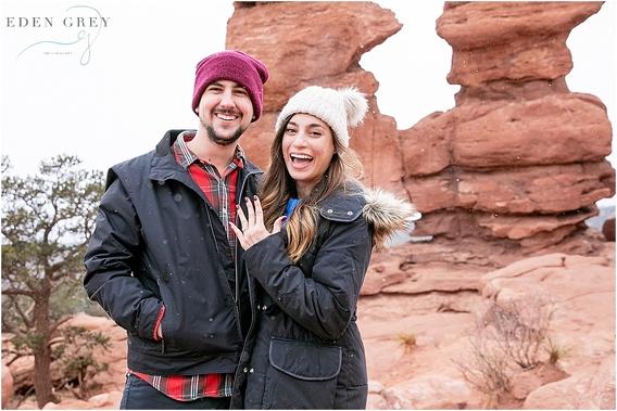 Engagement Pics in Colorado