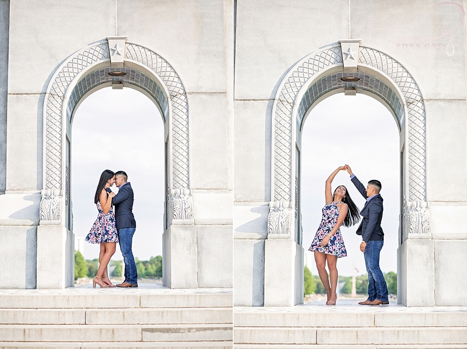 Candid Engagement Photographers
