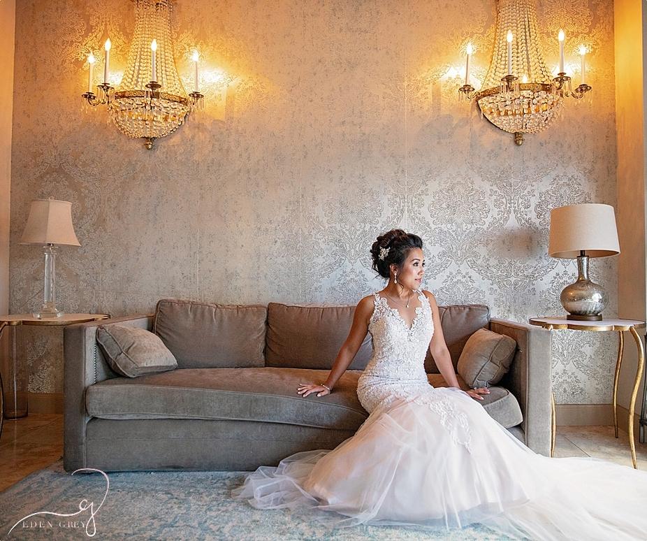 Crystal Ballroom Weddings in Houston