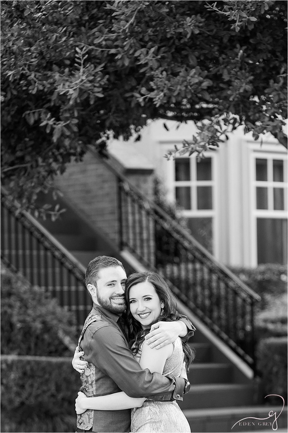 Cozy Engagement Pictures